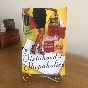The Sistahood of Shopaholics by Leslie Esdaile